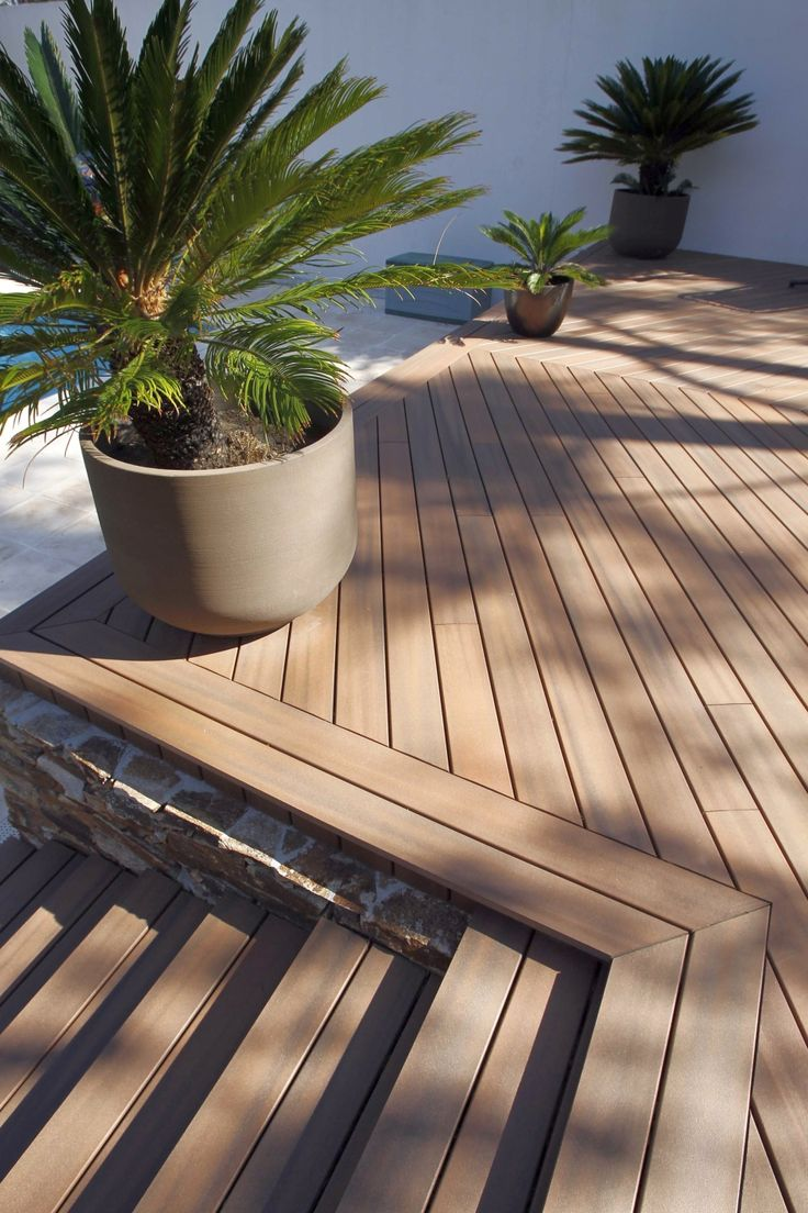 Fiberon composite decking - Horizon Ipe