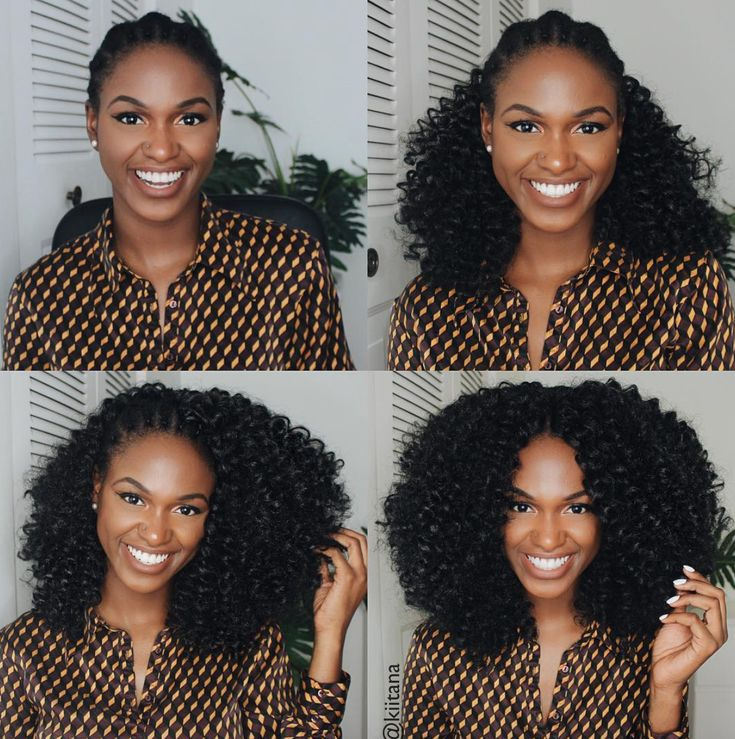 Wondrous 1000 Ideas About Crochet Braids On Pinterest Marley Hair Short Hairstyles For Black Women Fulllsitofus