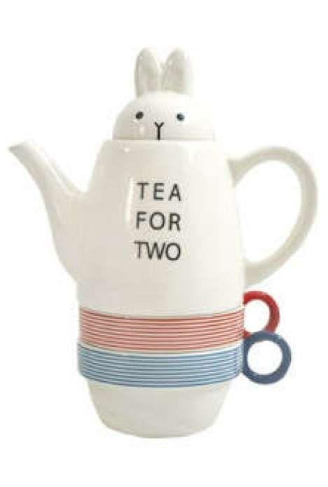 Animal Teapots | Adorable Animal Teapots #Animal #Teapots