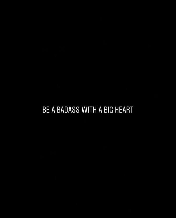 #words #lifelessons #quote #badass #heart