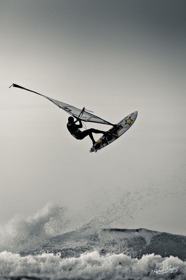 hatalmas ugrások a szörfoktatás órán