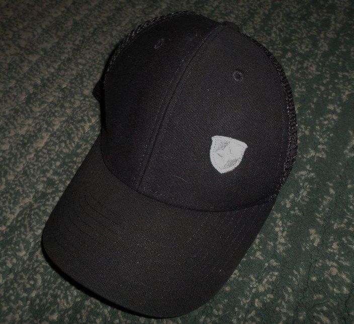 a65104aa50b Men s BLACKSTONE COUNTRY CLUB Embroidered Mesh Style Hat