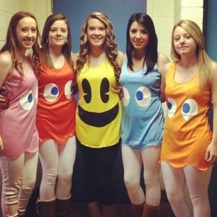Awesome group costumes!                                                                                                                                                     More