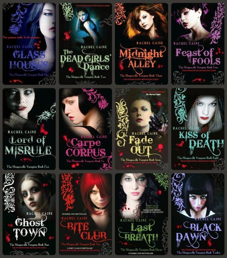 Novels On The Run: YA PARANORMAL ROMANCE - THE MORGANVILLE VAMPIRES b...