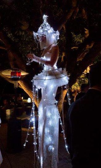 Fairy Light costume