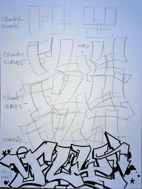 Graffiti Lessons