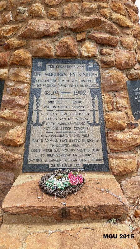 Heidelberg camp memorial
