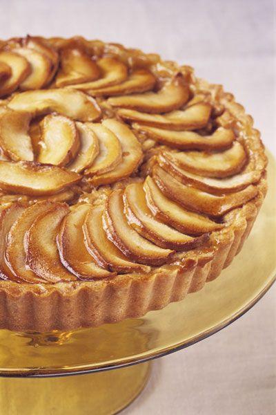 Postres: Tarta de manzana