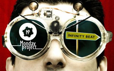 Monday Porject - Infinity Beat wallpaper