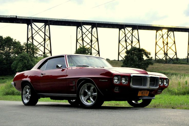 Gorgeous Pontiac Firebird...More About The Best Classic Muscle Cars -----> http://musclecarshq.com/