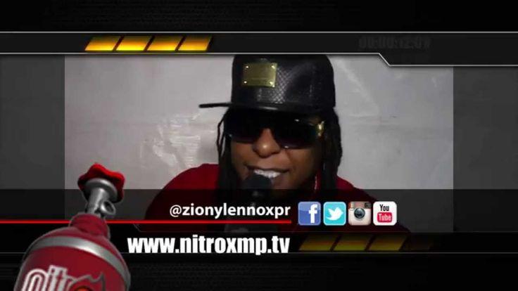 Zion y Lennox en Sonido Sobre Ruedas 2014