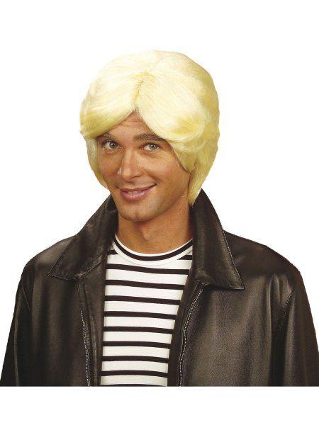 """https://11ter11ter.de/28265568.html Männer Perücke """"Franzose"""" in Blond #11ter11ter #haare #perücke #franzose #blond #mann #fasching #karneval"""