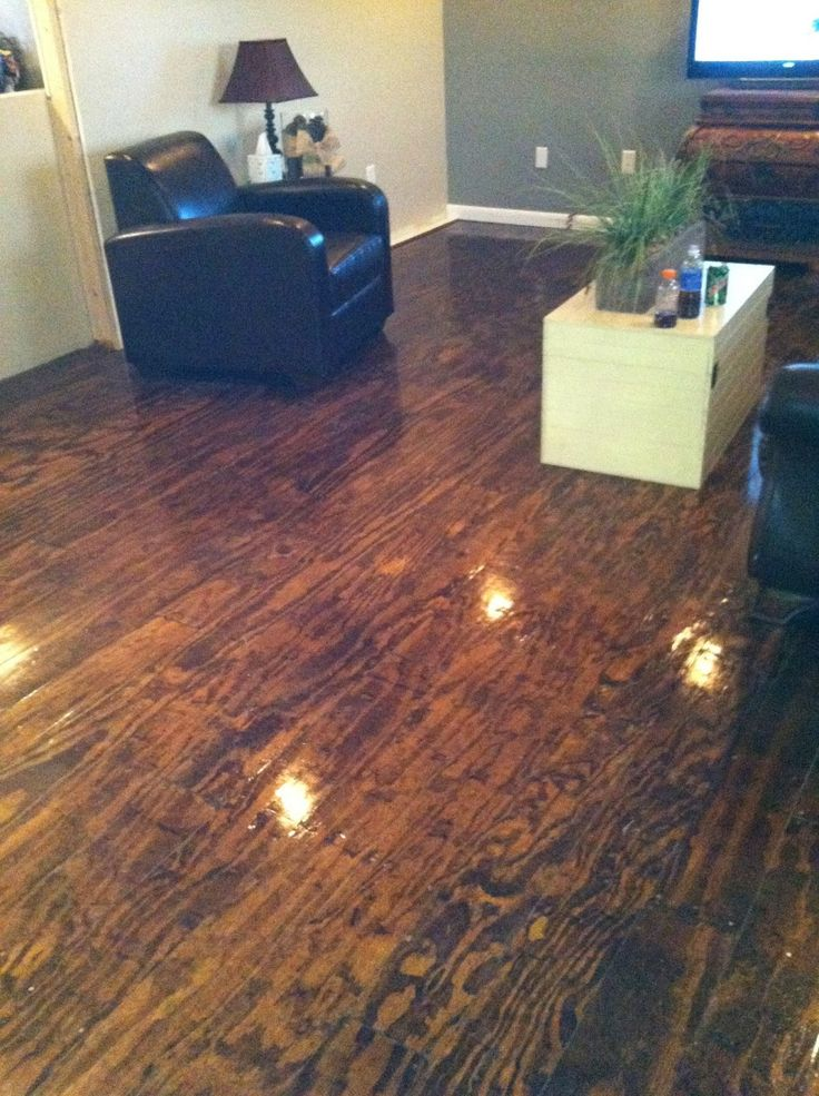 Bohall Blessings: Plywood Floor DIY
