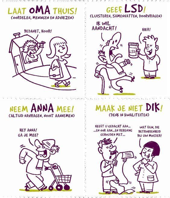 OMA, LSD, ANNA en DIK