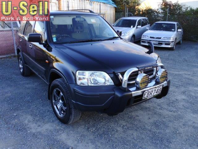 1998 Honda CR-V for sale | $4,600 | https://www.u-sell.co.nz/main/browse/27748-1998-honda-cr-v--for-sale.html | U-Sell | Park & Sell Yard | Used Cars | 797 Te Rapa Rd, Hamilton, New Zealand