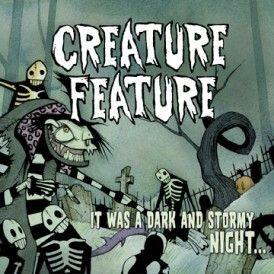 Creature Feature! I love goth pop, it's such an amazing genre!