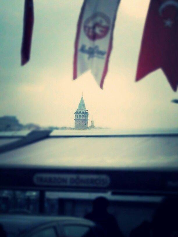 GALATA tower ISTANBUL2014