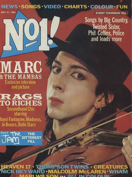 Dangerous Minds | Soundtrack for a Suicide: Marc Almond's musical masterpiece, 'Torment and Toreros'