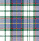 Alberta Dress TartanDress Tartan  The Alberta Dress Tartan complements the Alberta Tartan and can be worn for dancing, special occasions and formal attire. It includes the same colours as the Alberta Tartan and adds large sections of white, a symbol of Alberta's clean bright snowy days.  (adopted 2000)