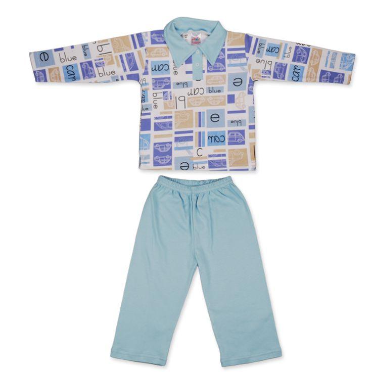 Pijamalele pentru băieţi sunt confortabile şi simpatice. Atunci când aventurierii noştri le îmbracă, Moş Ene vine ca prin farmec să-i viziteze. Pentru că o pijama în care te simţi bine garantează un somn bun.