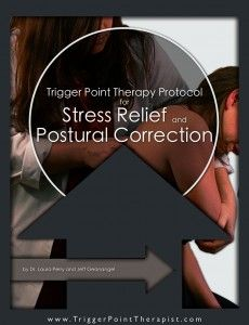 Trigger Point Therapy for Stress Relief & Postural Correction Video