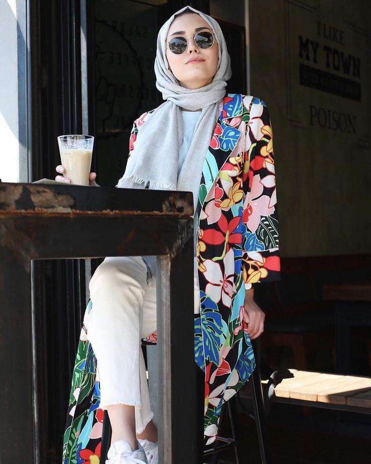 1,234 vind-ik-leuks, 46 reacties - H O O O P S ! (@hooopstore) op Instagram: 'hooops renklenin  kruvaze kimono ile @rimelaskina ❤️'