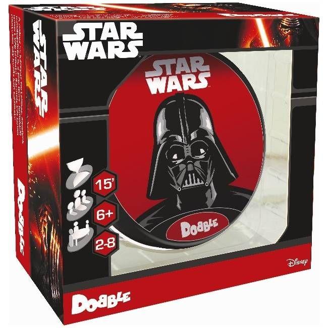 Dobble: Star Wars - 6 éves kortól - Egyszerbolt Társasjáték Webáruház