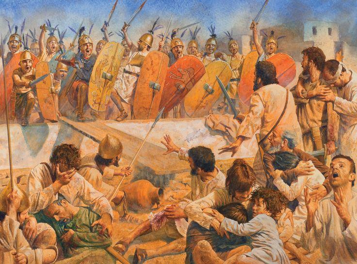 Street Fighting Carthage 146 Bc
