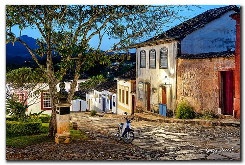 Tiradentes - Brazil: American Style, 1000 Places, South American, Long Daquis