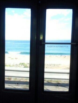 Las puertas de la percepcion....camino a la serena! Visit www.lascubasdecydonia.cl chile