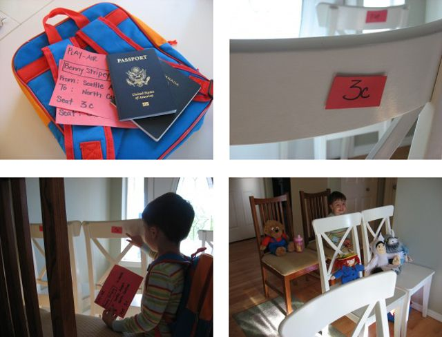 Airport - 10 Incredible Set Ups for Dramatic Play