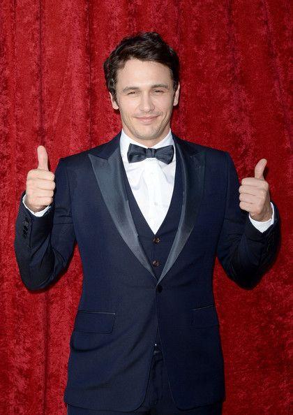 James Franco, Arrivals at Comedy Central's James Franco Roast