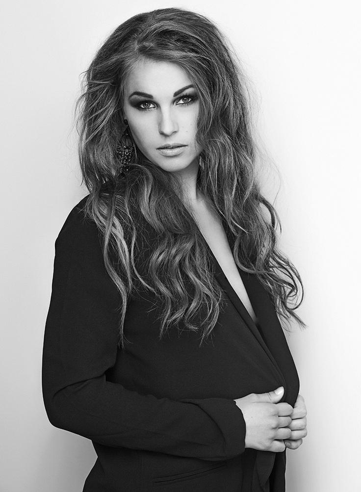 #makeup #Model #Hair #Nice    Hair/makeup/styling : Emilie E. Larsen Photo: Stian Gregersen: Modell: Emilie Holene