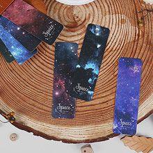 Закладки для книг 'Space', набор 28 шт.