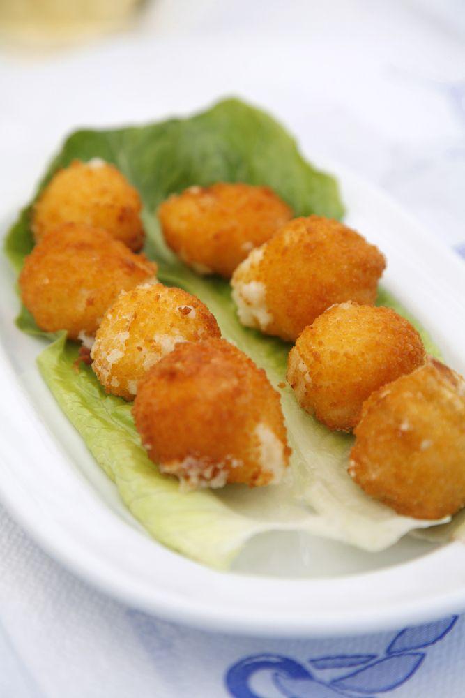 Saganaki...my biggest Greek food craving