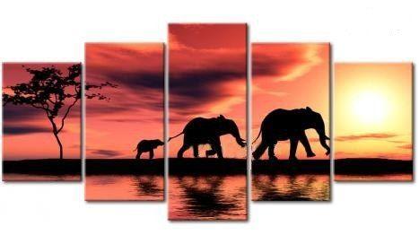 cuadros de elefantes - Buscar con Google