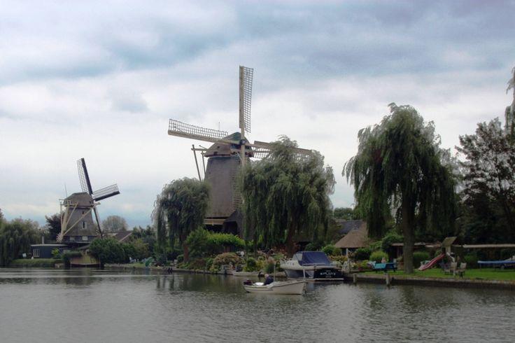 17th Century Windmills, Weesp