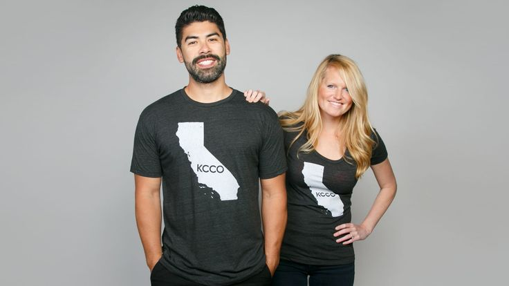 Fans of both theCHIVE and the Golden State: hold onto your butts. We made a special KCCO State Tee for California. After all, it's one of the places of our birth.Did you know your state motto is Eureka? That's a pretty sweet saying, but it's nowhere close to Keep Calm and Chive On! So get one now for your next meetup or beach trip, before the San Andreas fault pushes yall into the ocean.How Does It FitCustom cut and sewn to deliver a premium quality fit. Not too big or small, just…