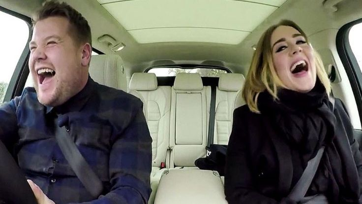 James Corden Karaoke Time! Best Carpool Karaoke Videos - Who Doesn't Love a Little Car Karaoke? Throw Some Celebrities Into the Mix and You're Golden