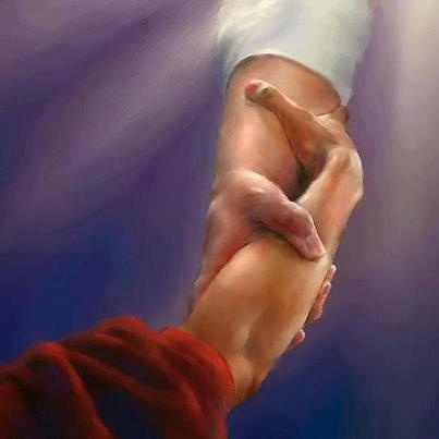 """""""For I, the Lord your God, will hold your right hand, Saying to you, 'Fear not, I will help you."""" Isaiah 41:13"""