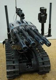 Best War Machines on Earth, Latest Anti-Terror News: Metal Storm - Future Weapons Breakthrough Technology - 1 million rounds per minute!