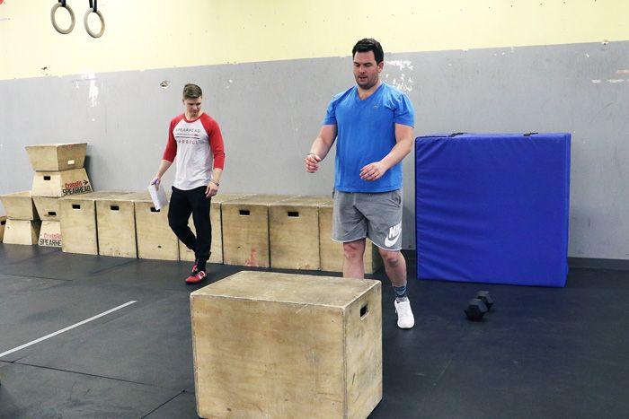 Marathon Training Week 22 | How CrossFit Benefits Running by The Modern Dad