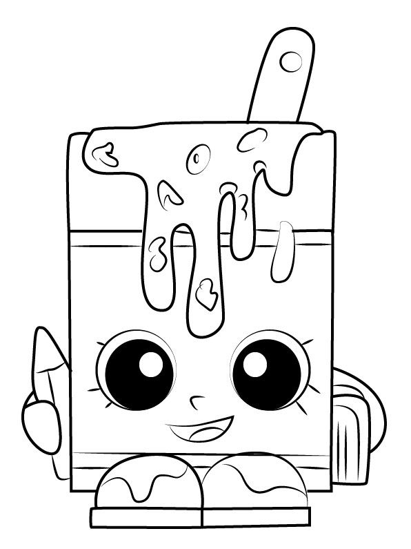 Shopkins Season 1 Alpha Soup Coloring Page Shopkins Colouring Pages Coloring Books Coloring Pages