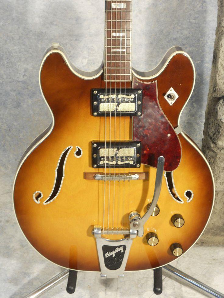 guitars Vintage harmony electric