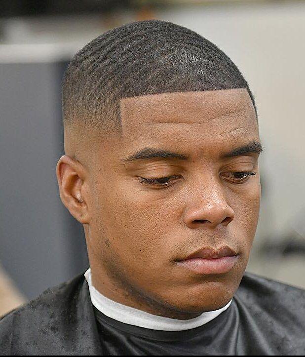 Waves Bald Fade Black Men Haircuts My Haircut Black