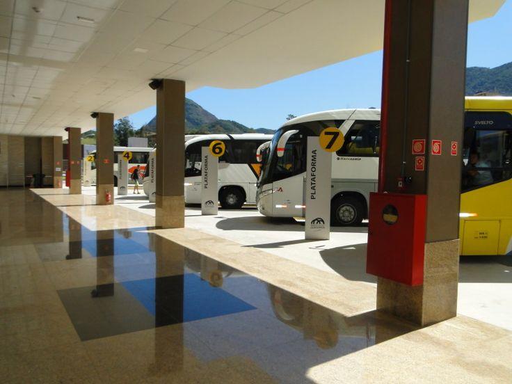 VISÃO NEWS GOSPEL: Agora é oficial: embarque e desembarque exclusivo na rodoviária a partir de sábado