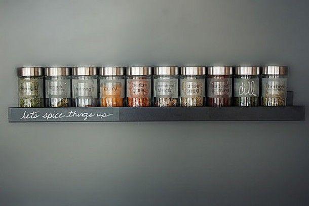 Pantry Keuken Ikea : Wall Mounted Spice Rack IKEA