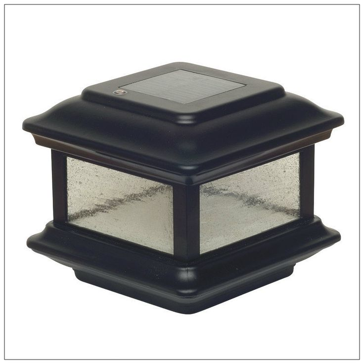23 best solar deck fence post cap lights images on pinterest solar post cap lights 4x4 black aluminum colonial for wood posts aloadofball Image collections