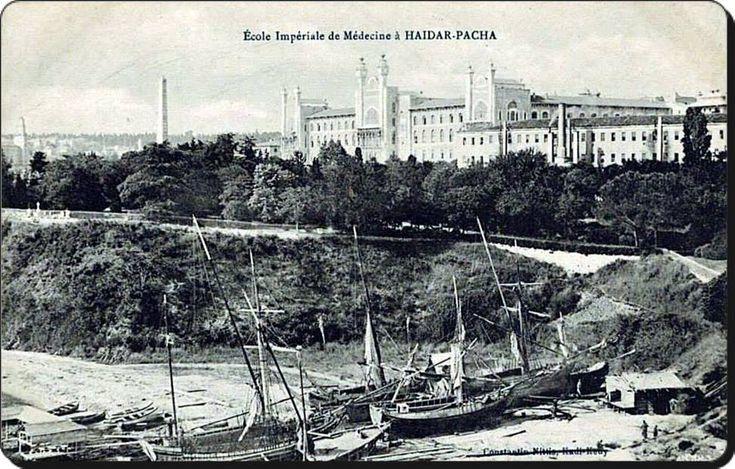 Haydarpaşa - 1900'ler