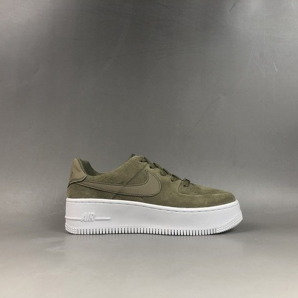 Nike WMNS Air Force 1 Sage Low Trooper/Phantom (With images ...